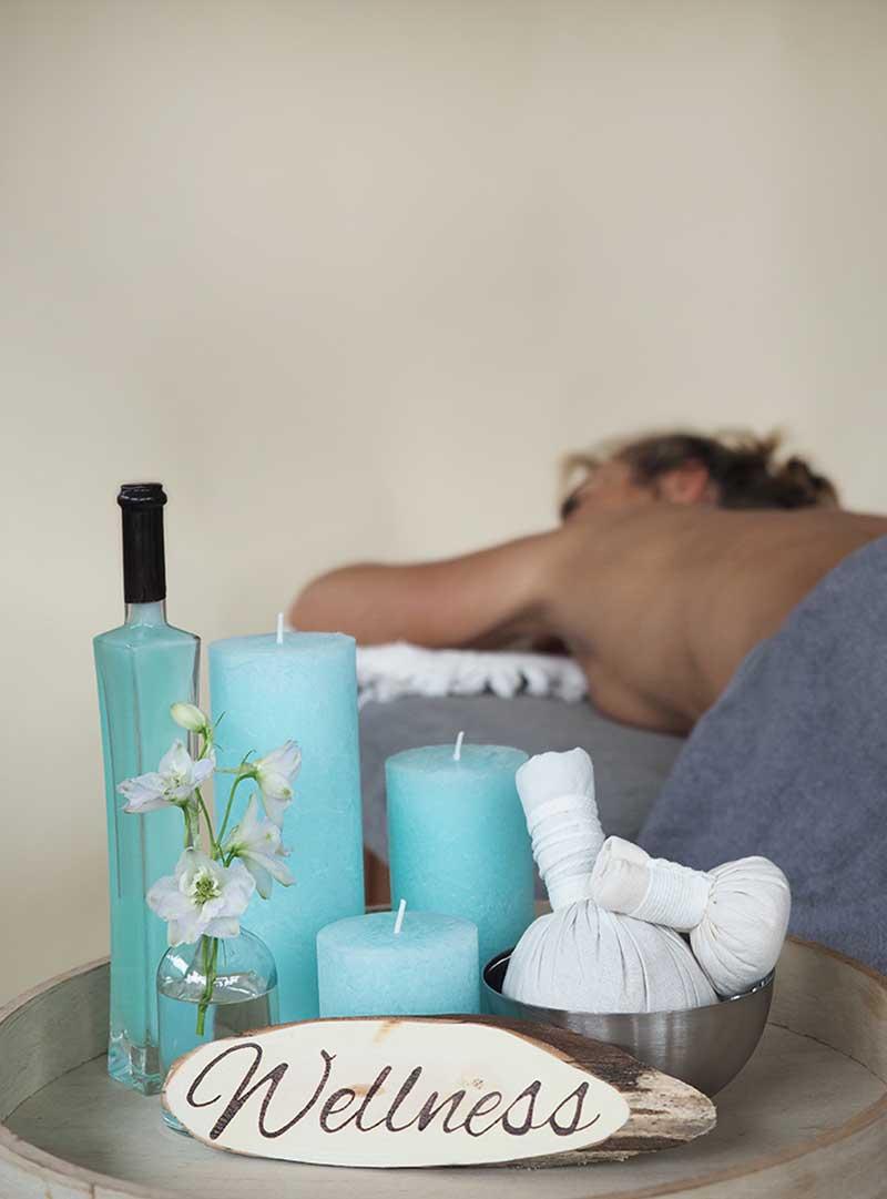 Wellness sfeer massage